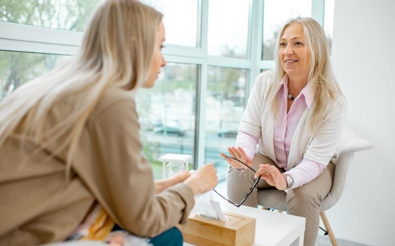 Psychotherapie MEINE. Klinik